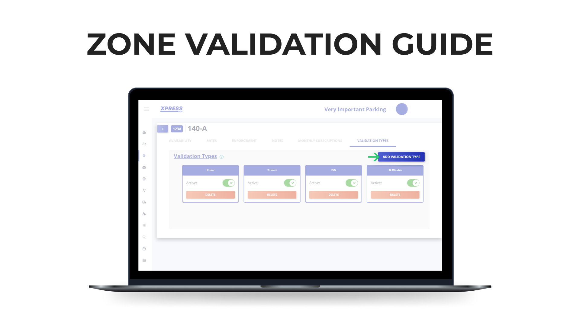 zone validation guide
